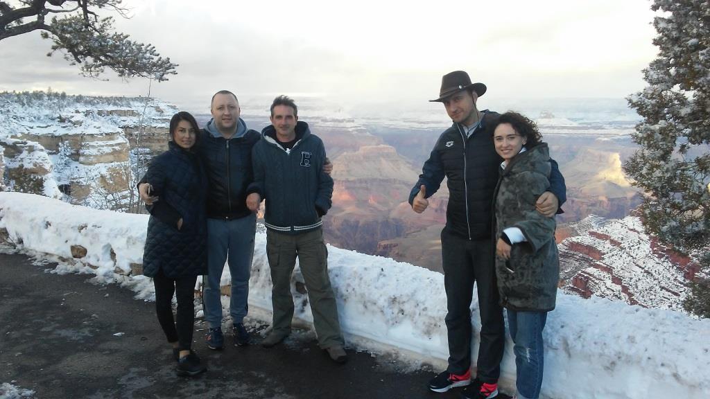 Экскурсия на южный край Гран Каньона