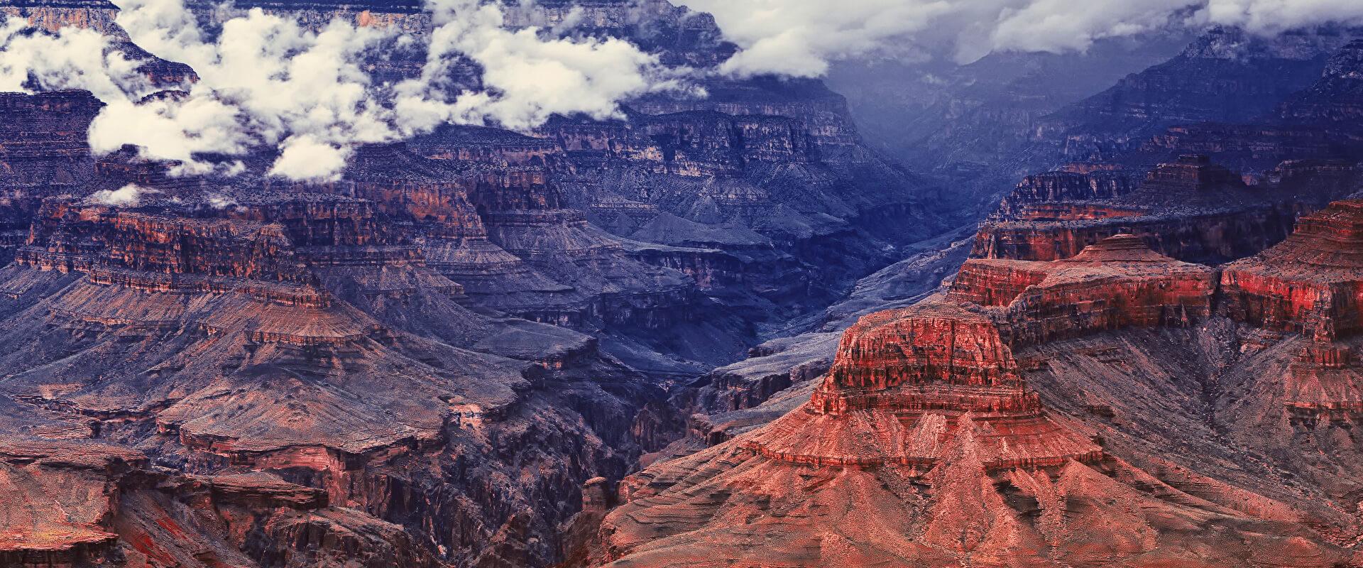 Каньоны и Национальные парки юго-запада Америки