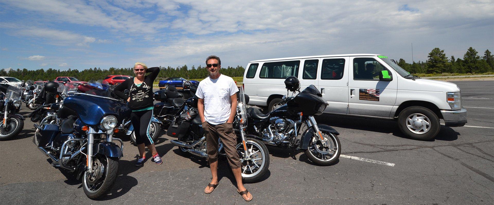 Большой тур на мотоциклах