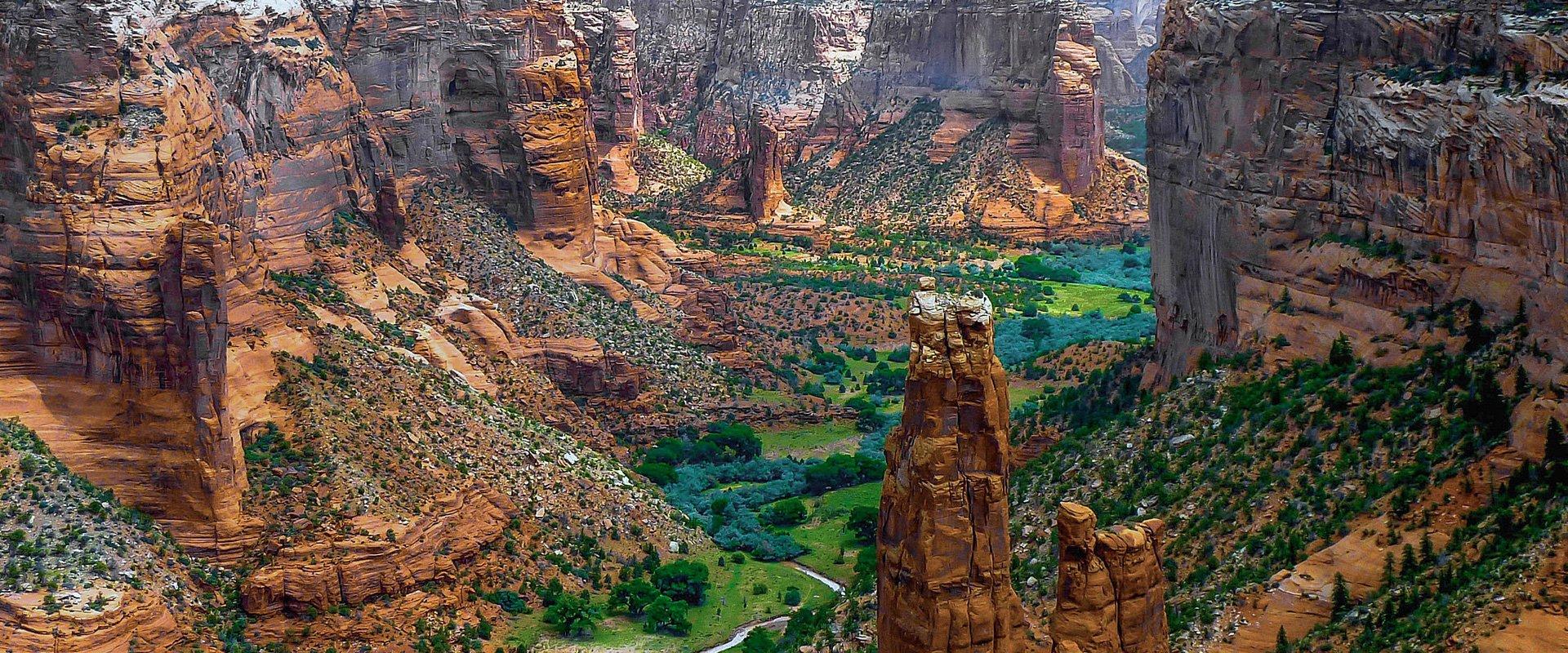 Тур на 10 дней по каньонам юго-запада Америки