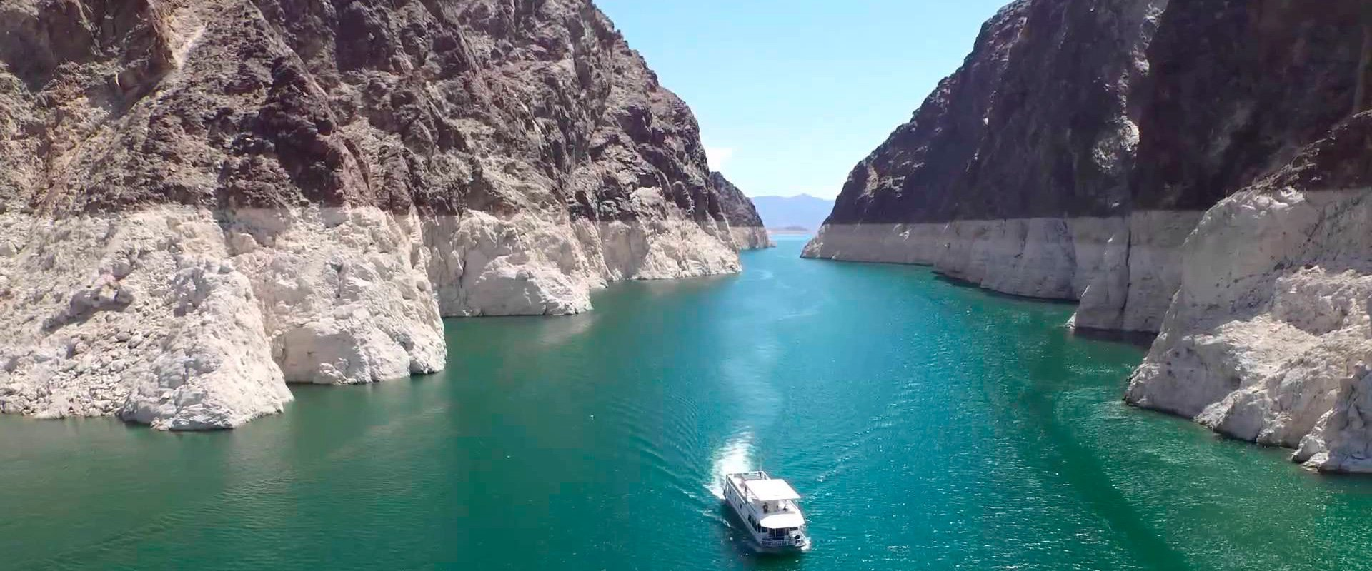 Тур по озеру Мид с купанием