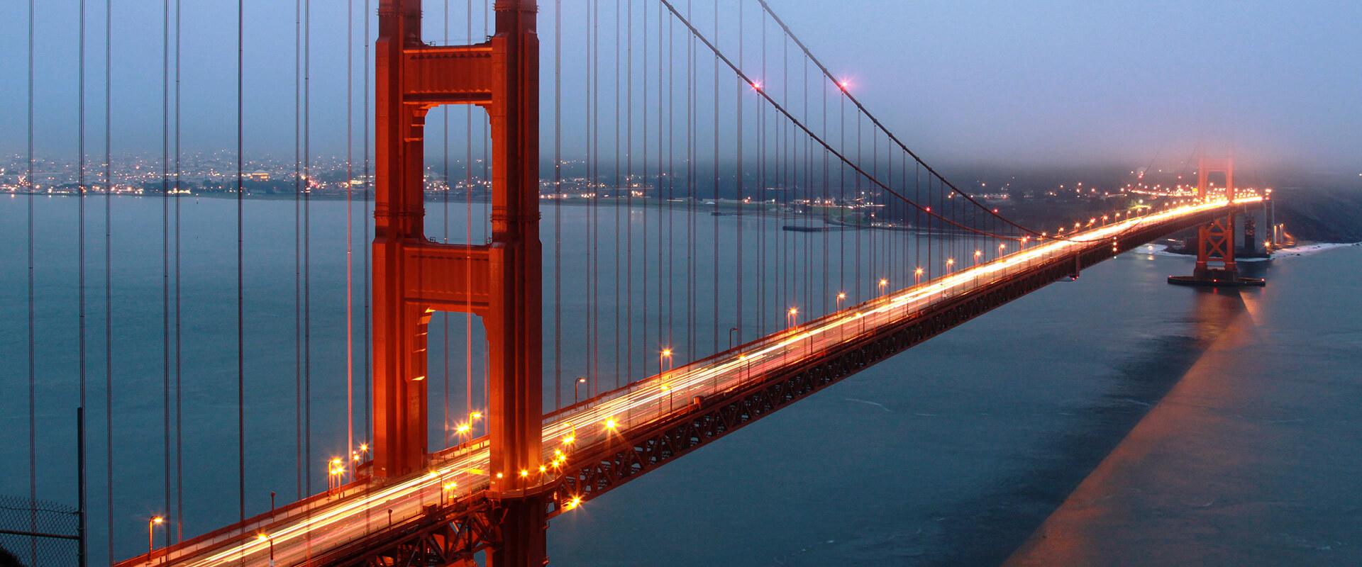 Экскурсия по Сан-Франциско и Лос-Анджелесу