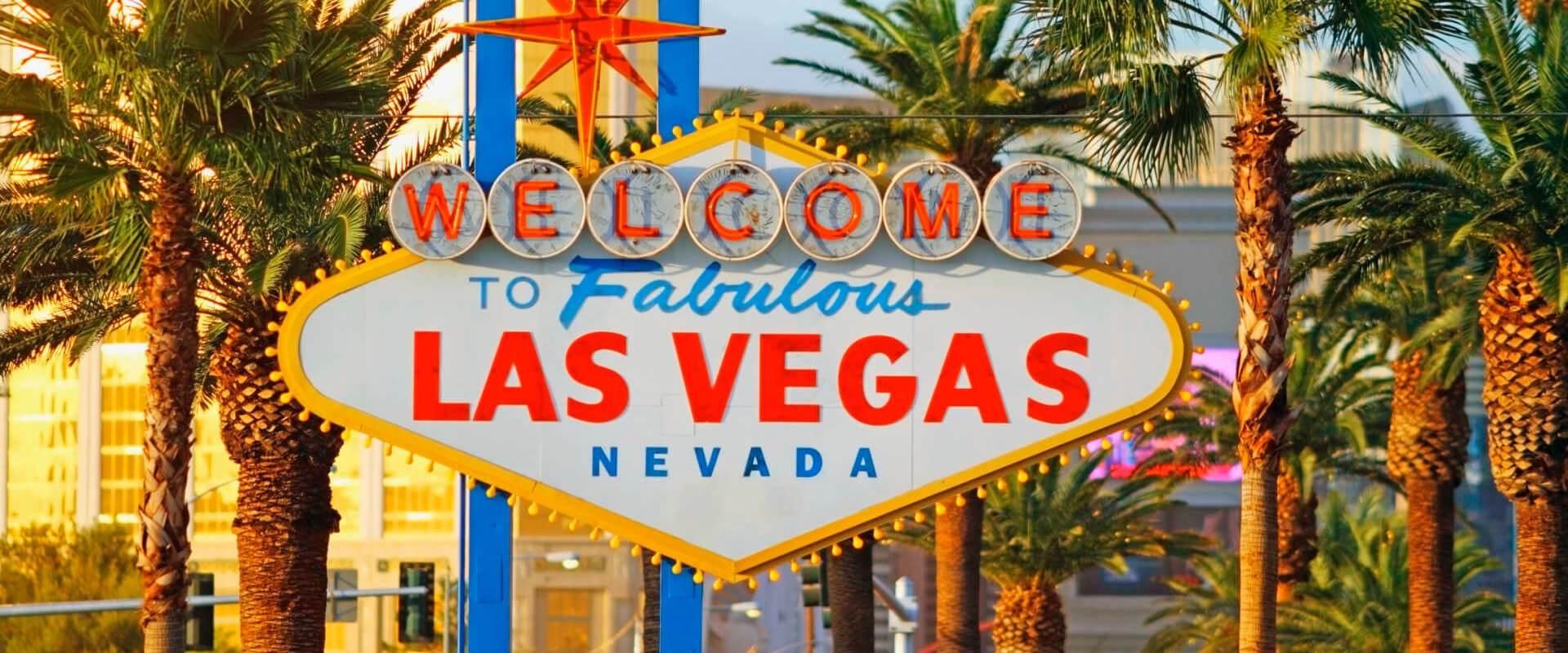 Встреча в аэропорту Лас-Вегаса